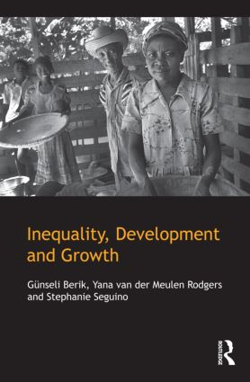 Inequality, Development, and Growth (Paperback) book cover
