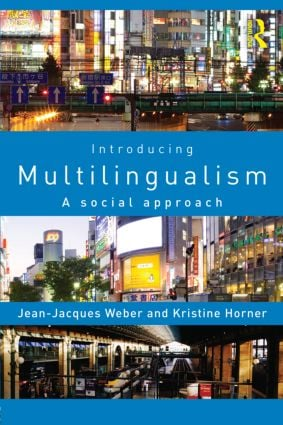 Introducing Multilingualism: A Social Approach (Paperback) book cover