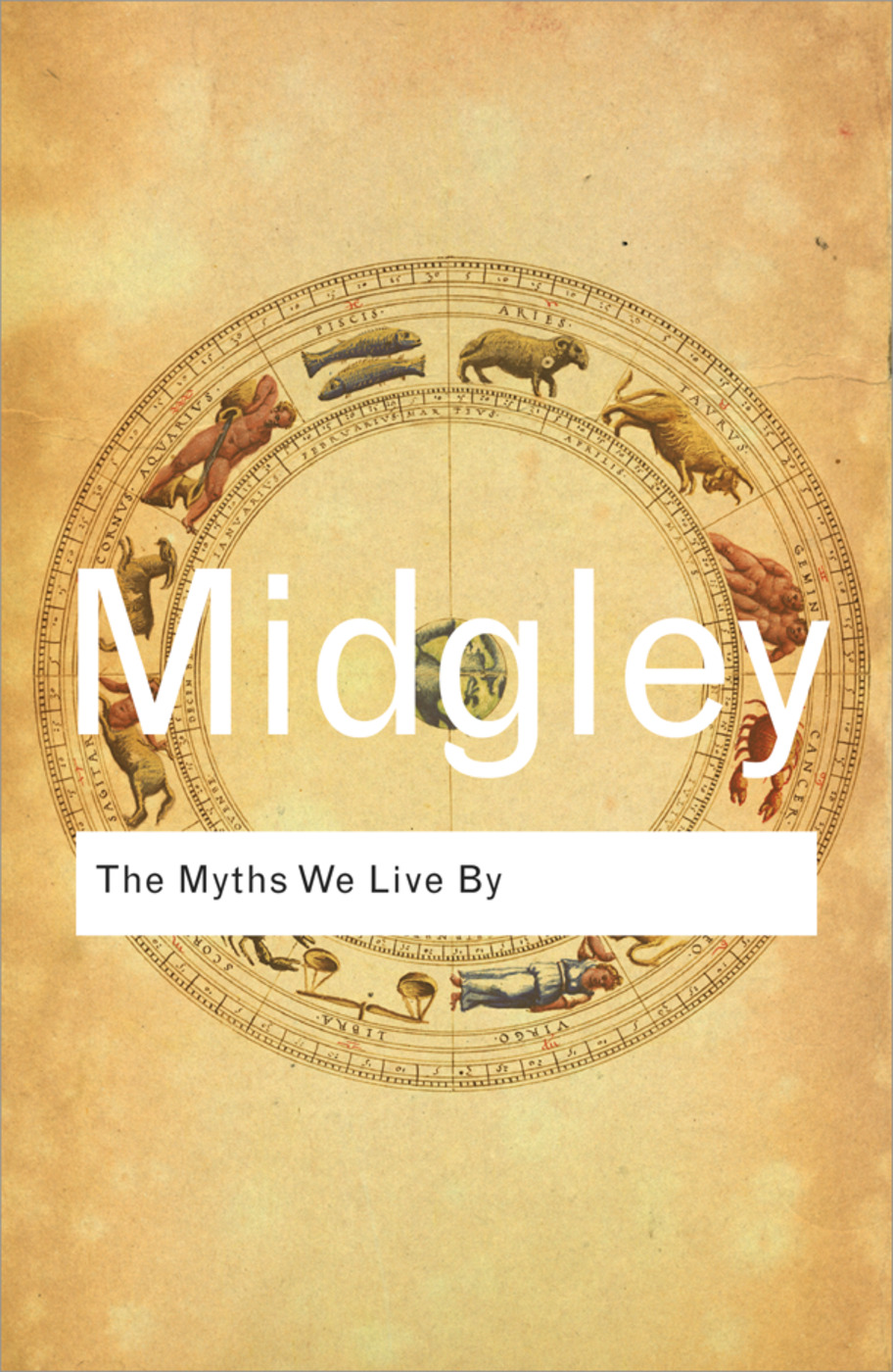 The Myths We Live By (Paperback) book cover