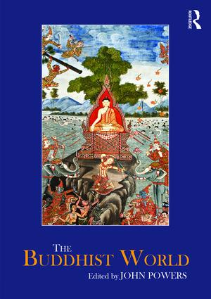 The Buddhist World book cover