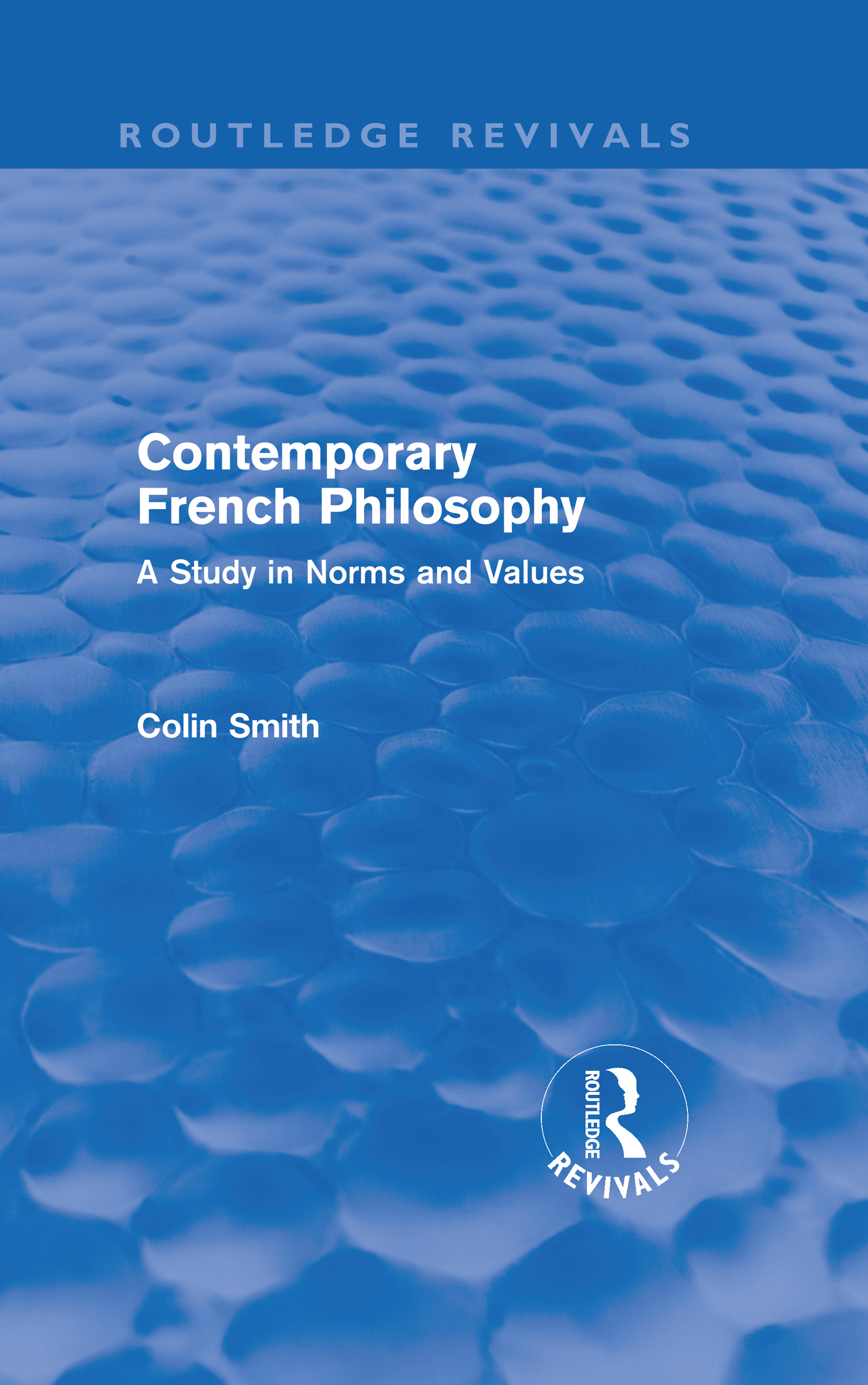 Contemporary French Philosophy (Routledge Revivals)