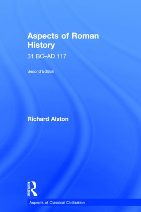 Aspects of Roman History 31 BC-AD 117 book cover