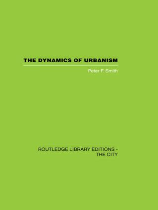 The Dynamics of Urbanism (e-Book) book cover