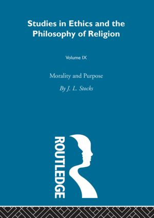 Morality & Purpose Vol 9 (Paperback) book cover