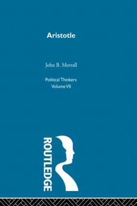 Aristotle: 1st Edition (Paperback) book cover