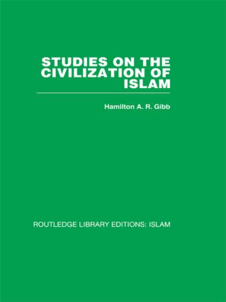 Studies on the Civilization of Islam (Paperback) book cover