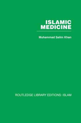 Islamic Medicine: 1st Edition (Paperback) book cover