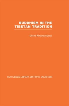 Buddhism in the Tibetan Tradition: A Guide book cover
