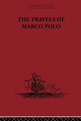 The Travels of Marco Polo (Paperback) book cover