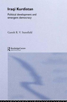 Iraqi Kurdistan: Political Development and Emergent Democracy (Paperback) book cover