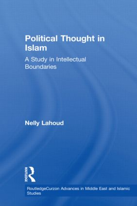 Political Thought in Islam: A Study in Intellectual Boundaries, 1st Edition (Paperback) book cover