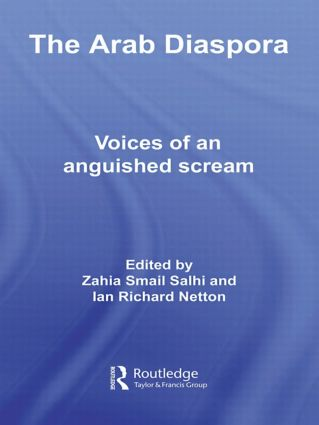 The Arab Diaspora: Voices of an Anguished Scream (Paperback) book cover