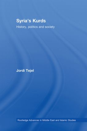 Syria's Kurds: History, Politics and Society book cover