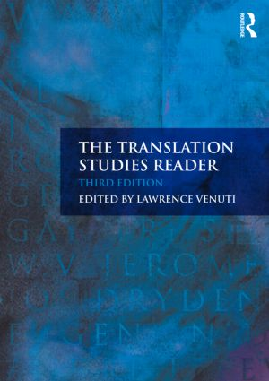 The Translation Studies Reader: 3rd Edition (Paperback) book cover