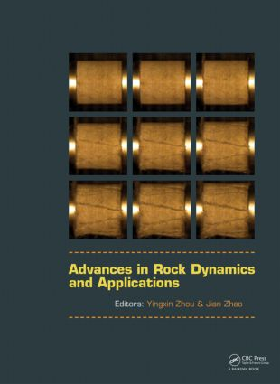 Advances in Rock Dynamics and Applications (Hardback) book cover