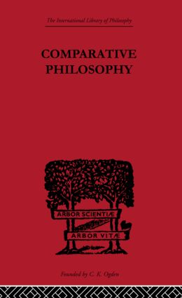 Comparative Philosophy book cover