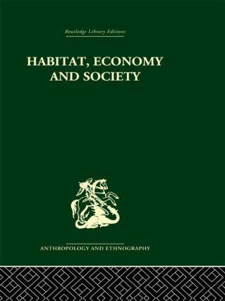 Habitat, Economy and Society