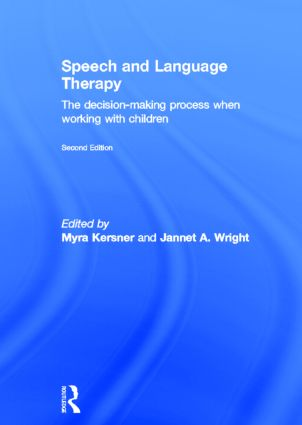 The roles of speech and language therapists working in community clinics, child development centres and hospitals: Sue Roulstone, Mary Gale and Helen Marks