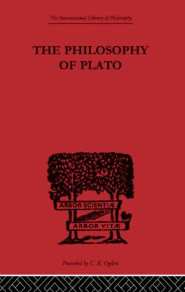 The Philosophy of Plato (e-Book) book cover