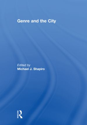 Genre and the City (Hardback) book cover