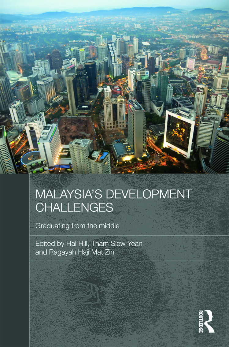 Malaysia's Development Challenges: Graduating from the Middle (Hardback) book cover