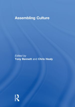 Assembling Culture (Hardback) book cover