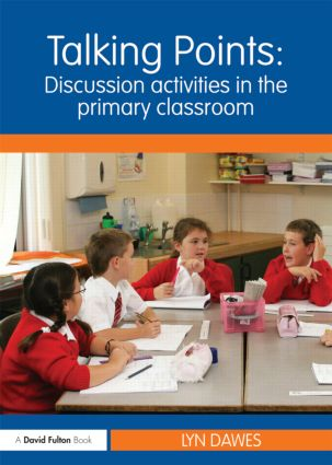 Talking Points: Discussion Activities in the Primary Classroom (Paperback) book cover