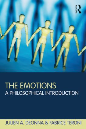 The Emotions: A Philosophical Introduction (Paperback) book cover