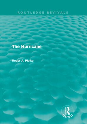 The Hurricane (Routledge Revivals) (Paperback) book cover