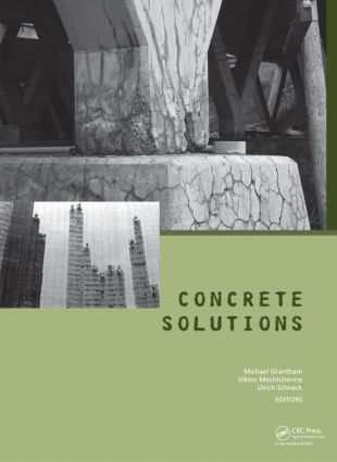 Concrete Solutions 2011: 1st Edition (Hardback) book cover
