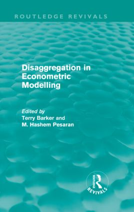 Aggregation versus disaggregation in forecasting construction activity