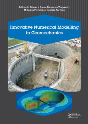 Innovative Numerical Modelling in Geomechanics: 1st Edition (Hardback) book cover