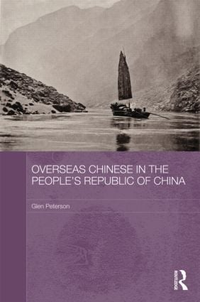 Overseas Chinese in the People's Republic of China (Hardback) book cover