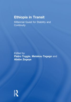 Ethiopia in Transit: Millennial Quest for Stability and Continuity (Hardback) book cover