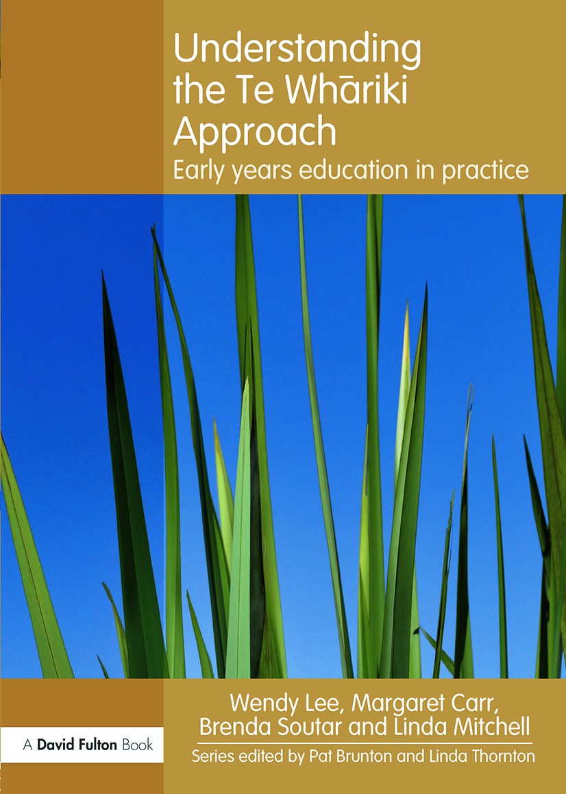 Understanding the Te Whariki Approach: Early years education in practice (Paperback) book cover