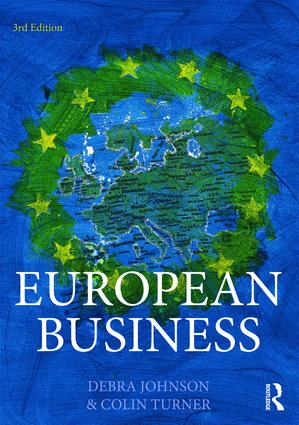 European Business: 3rd Edition (Paperback) book cover