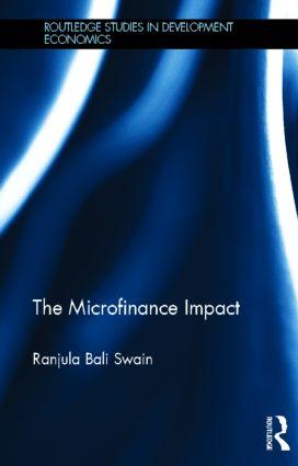 The Microfinance Impact (Hardback) book cover