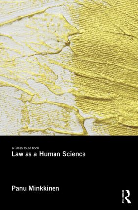 Law as a Human Science book cover