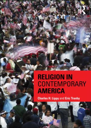 Religion in Contemporary America (Paperback) book cover