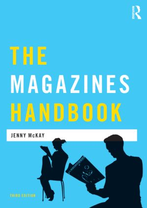 The Magazines Handbook: 3rd Edition (Paperback) book cover