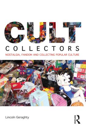Cult Collectors (Paperback) book cover
