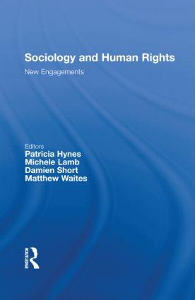 Sociology and Human Rights: New Engagements