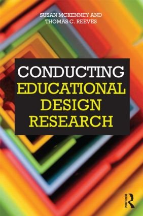 Conducting Educational Design Research (Paperback) book cover