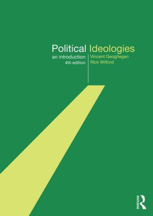 Political Ideologies: An Introduction book cover