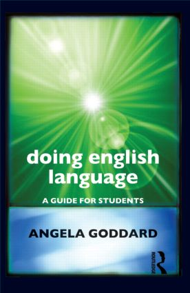 Doing English Language: A Guide for Students book cover