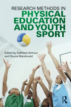 Research Methods in Physical Education and Youth Sport (Paperback) book cover