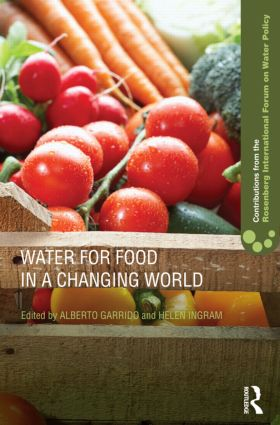 Water for Food in a Changing World (Hardback) book cover