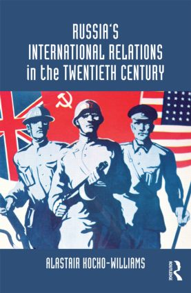 Russia's International Relations in the Twentieth Century (Paperback) book cover