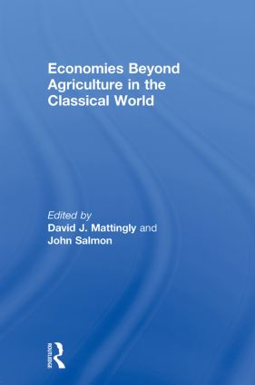 Economies Beyond Agriculture in the Classical World book cover