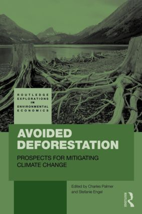 Avoided Deforestation: Prospects for Mitigating Climate Change book cover